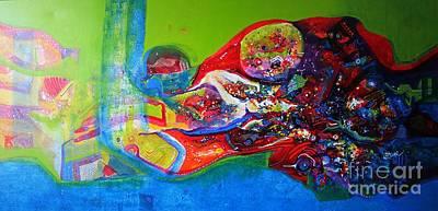 Painting - Glory Of Harmony by Sanjay Punekar
