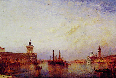 Digital Art - Glory Of Venice by Ziem