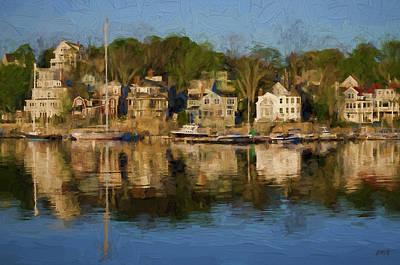 Photograph - Gloucester Harbor I  by David Gordon