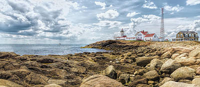 Photograph - Gloucester Lighthouse 2 by John M Bailey