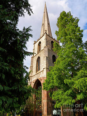 Photograph - Glover's Needle In Worcester England by Louise Heusinkveld