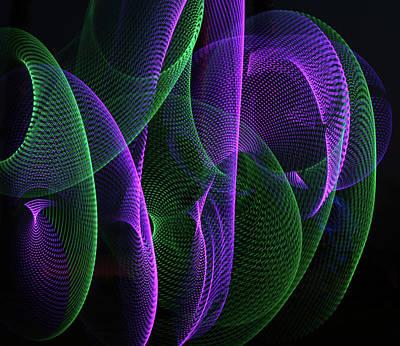 Photograph - Glow 18 by Helaine Cummins