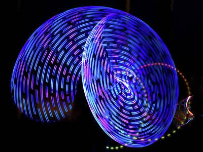 Photograph - Glow 21 by Helaine Cummins