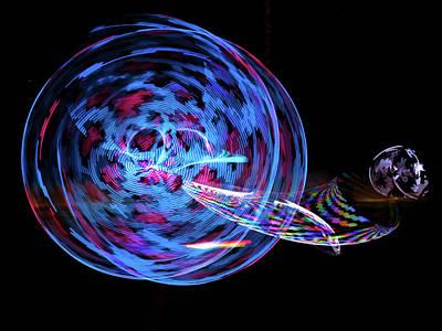 Photograph - Glow 22 by Helaine Cummins