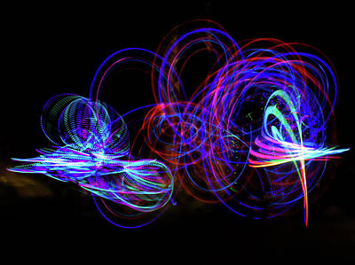 Photograph - Glow 24 by Helaine Cummins