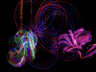 Photograph - Glow 25 by Helaine Cummins