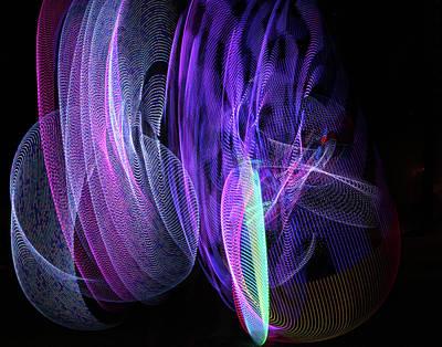 Photograph - Glow 7 by Helaine Cummins