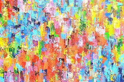 Painting - Glow by Elizabeth Langreiter