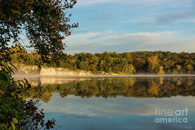 Photograph - Glow Of Autumn Morning by Jennifer White