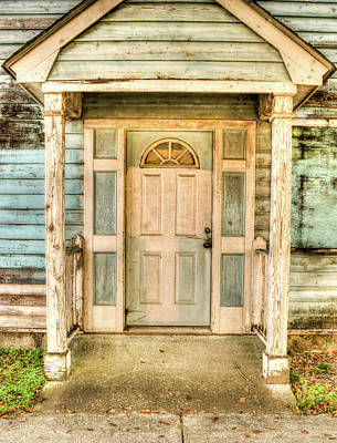 Photograph - Glowing Entryway by Douglas Barnett