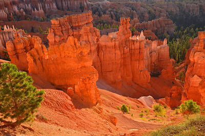 Photograph - Fairyland Hoodoos by Stephen  Vecchiotti