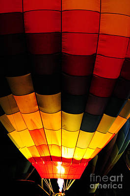 Photograph - Glowing II by Clayton Bruster