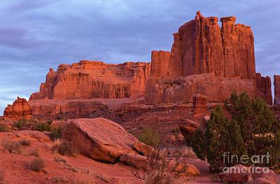 Photograph - Glowing Rocks by Sharon Seaward