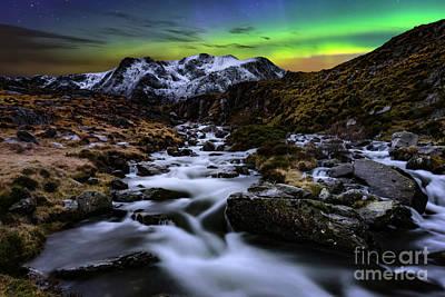 Photograph - Glowing Skies by Adrian Evans