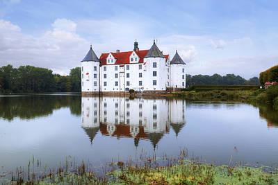 Deutschland Photograph - Gluecksburg Castle - Germany by Joana Kruse