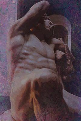 Glyptotek Museum 2 Art Print