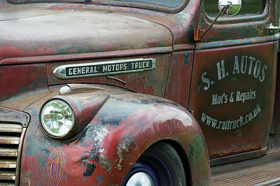 Photograph - Gmc 6 by Wendy Wilton