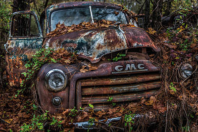 Photograph - GMC by Randy Walton