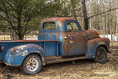 Photograph - Gmc Truck by Alana Ranney