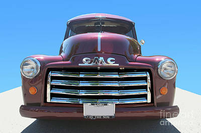 Photograph - Gmc Truck by Bill Thomson