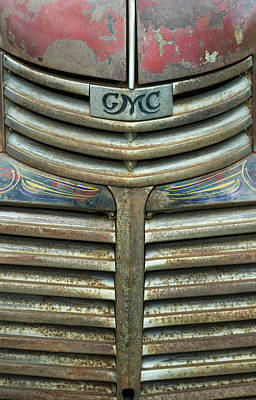 Photograph - Gmc 7 by Wendy Wilton
