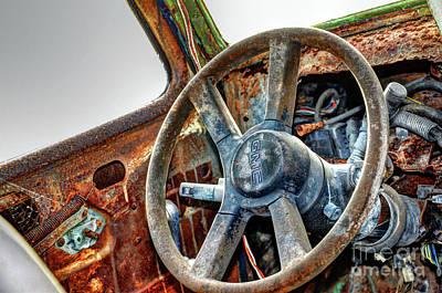 David Bowie - Old Wheel by Savannah Gibbs