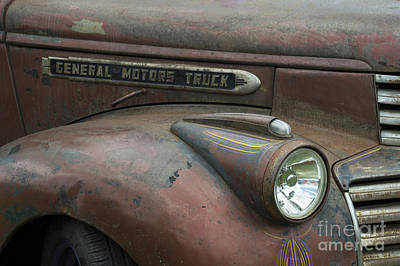 Photograph - Gmc Series 1 by Wendy Wilton