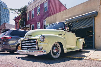 Photograph - Gmc2 by Steve Sahm