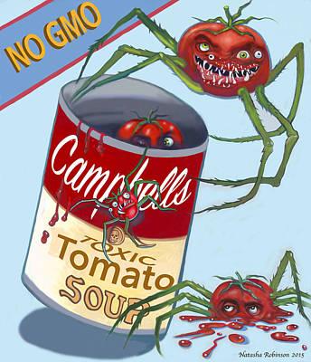 Gmo Goop Soup. Original