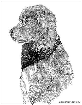 Go Aggies Art Print by Jack Pumphrey