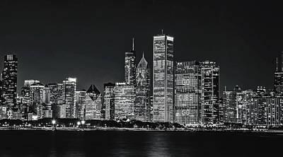Photograph - Go Cub Go Chicago by April Reppucci