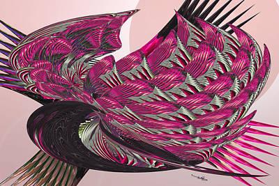 Animal Paintings David Stribbling - Go Pick Up by Warren Lynn