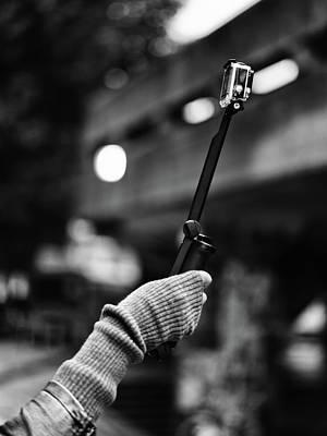 Photograph - Go Stick by Makk