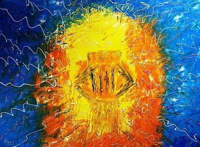 Diwali Painting - Goan Streetz Of Diwali by Piety Dsilva