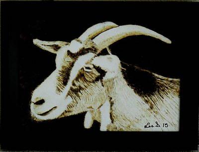 Goat Original by H Leslie Simmons