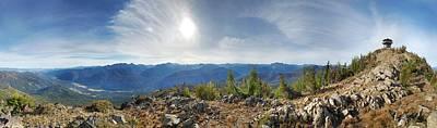 Photograph - Goat Peak by Thomas M Pikolin