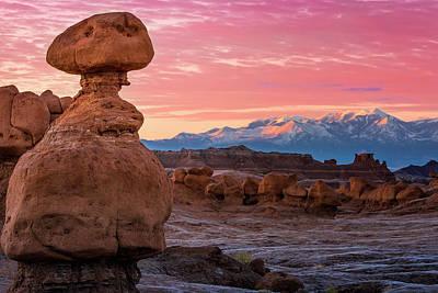 National Parks Photograph - Goblin Sunrise by Dave Koch