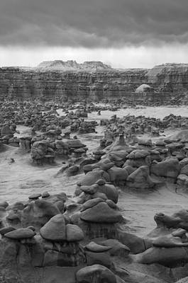 Staff Picks Judy Bernier Rights Managed Images - Goblin Valley 0212 Royalty-Free Image by Bob Neiman