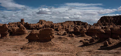 Photograph - Goblin Valley by Jennifer Ancker