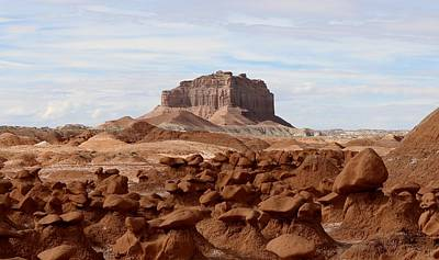Photograph - Goblin Valley State Park  by Christy Pooschke