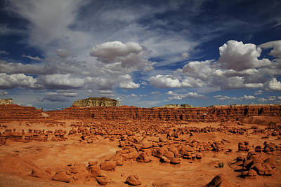 Photograph - Goblin Valley State Park by Mark Smith