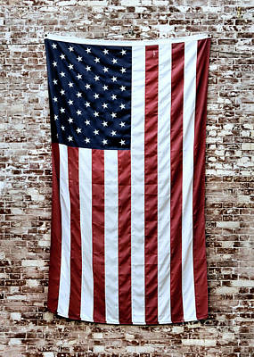 Photograph - God Bless America by Janice Drew