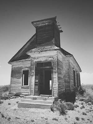 Photograph - God Has Left The Building by Brad Hodges