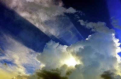 Photograph - God Has Spoken by David Lee Thompson