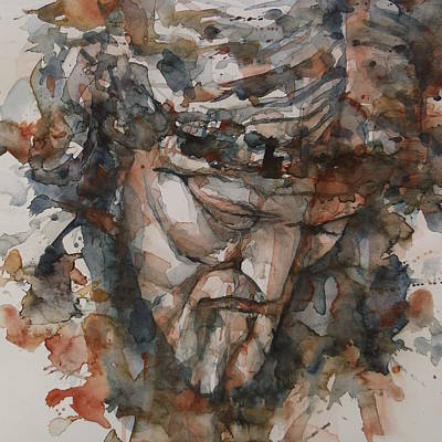 Religious Painting - God Is Great  by Paul Lovering