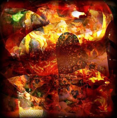 Yesayah Mixed Media - God Made A Way by Fania Simon