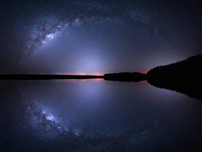 Photograph - God by Mark Andrew Thomas