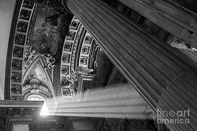 Photograph - God Rays by Vyacheslav Isaev