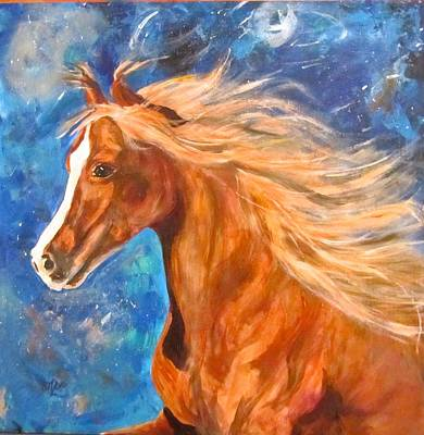 Painting - God Speed Janina by Barbara O'Toole
