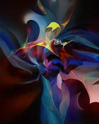Digital Art - Goddess  by David Lane